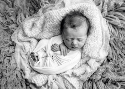 Nyfødtfotograf Ane Cathrine buck STUDIOBUCK STAVERN baby fra Grimstad