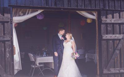 Vakkert bryllup Brunlaskogen Stavern