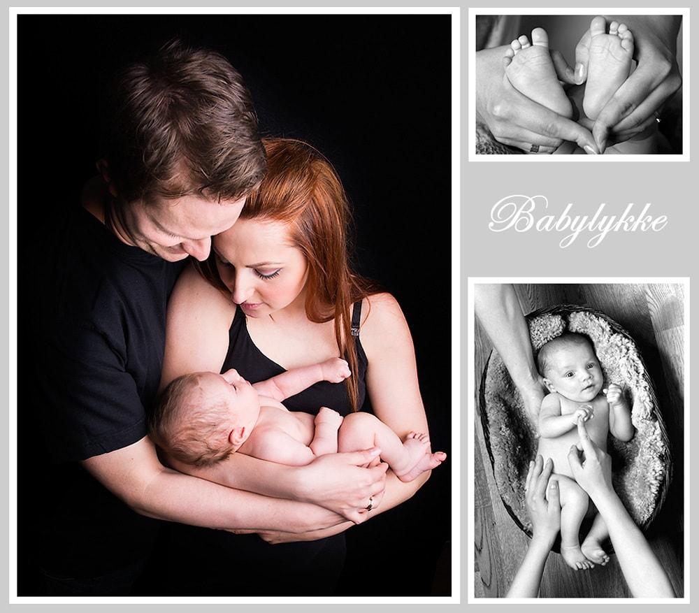 Babyfotografering babylykke!