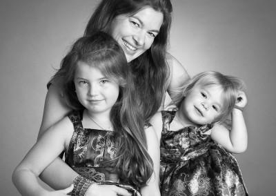 Familiefotografering Studiobuck fotograf Ane Cathrine buck