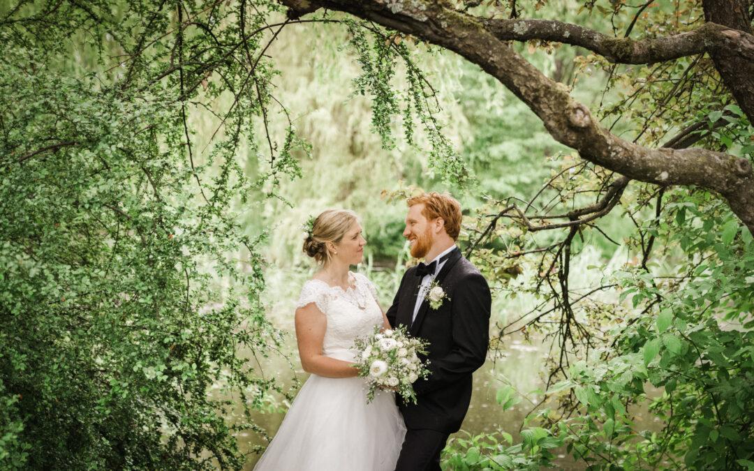 Bryllup på Nøtterøy