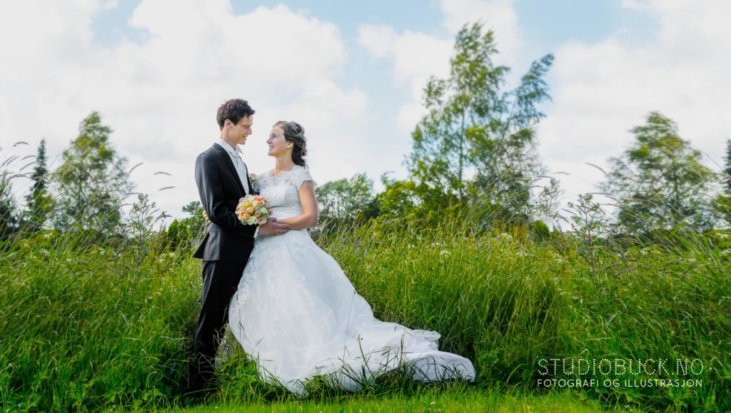 Bryllupsfotograf Larvik