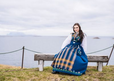Konfirmant foto Bodø Fotograf Ane Cathrine Buck Studiobuck