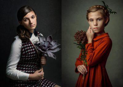 Fineart portretter Fotograf Ane Cathrine Buck Studiobuck NORWAYFineart