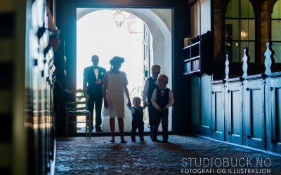 Bryllup i vakre Stavern