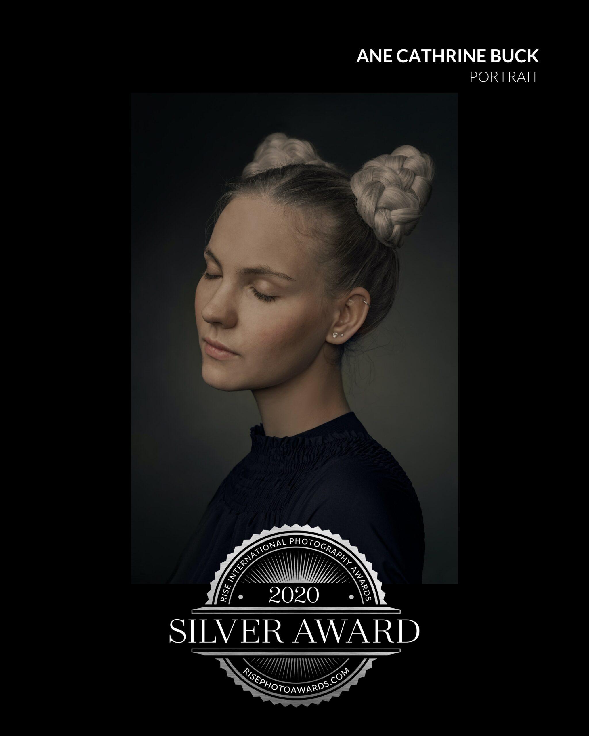 Linea sølv medalje rise international photography awards