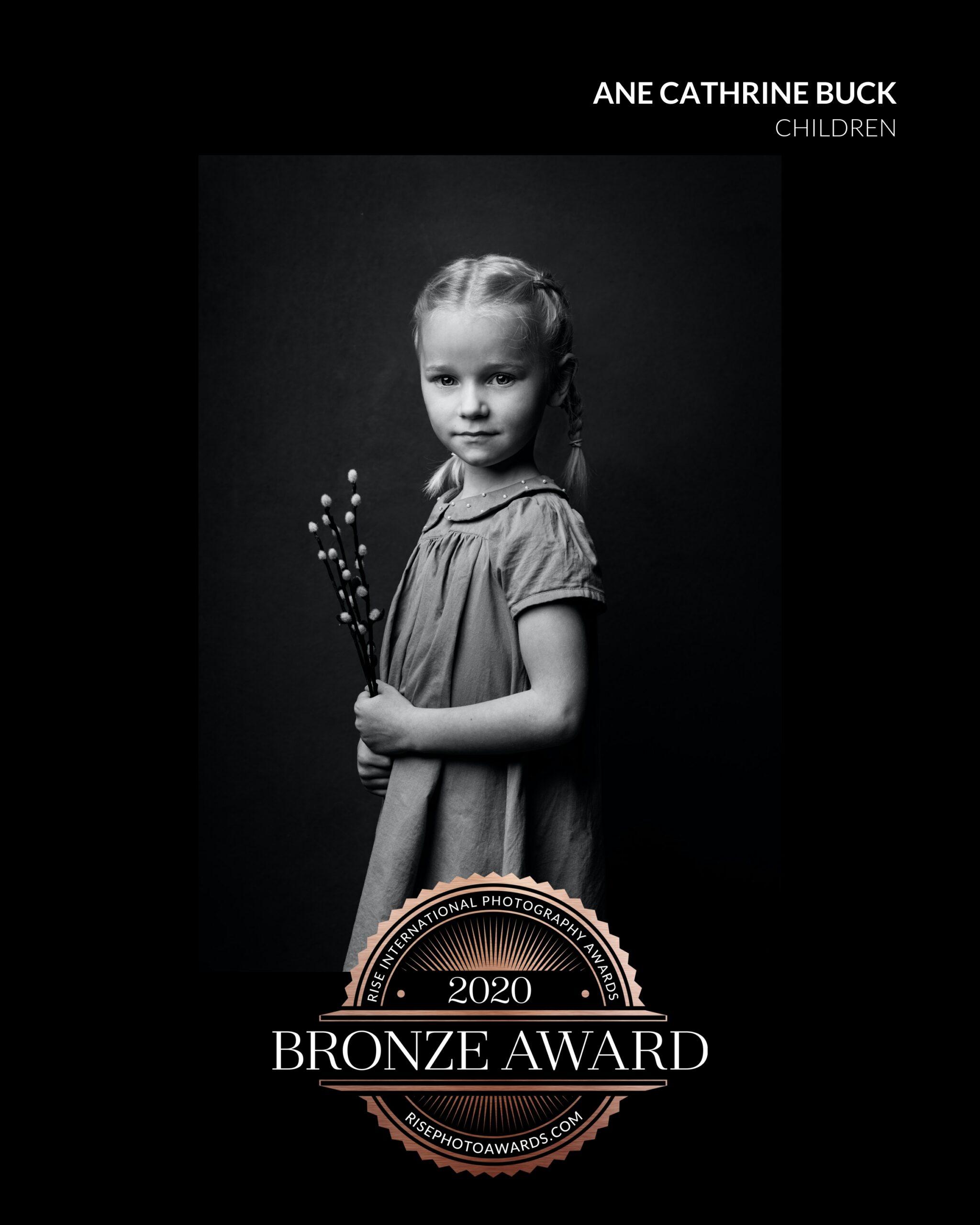 Fotograf ane Cathrine Buck bronsemedalje