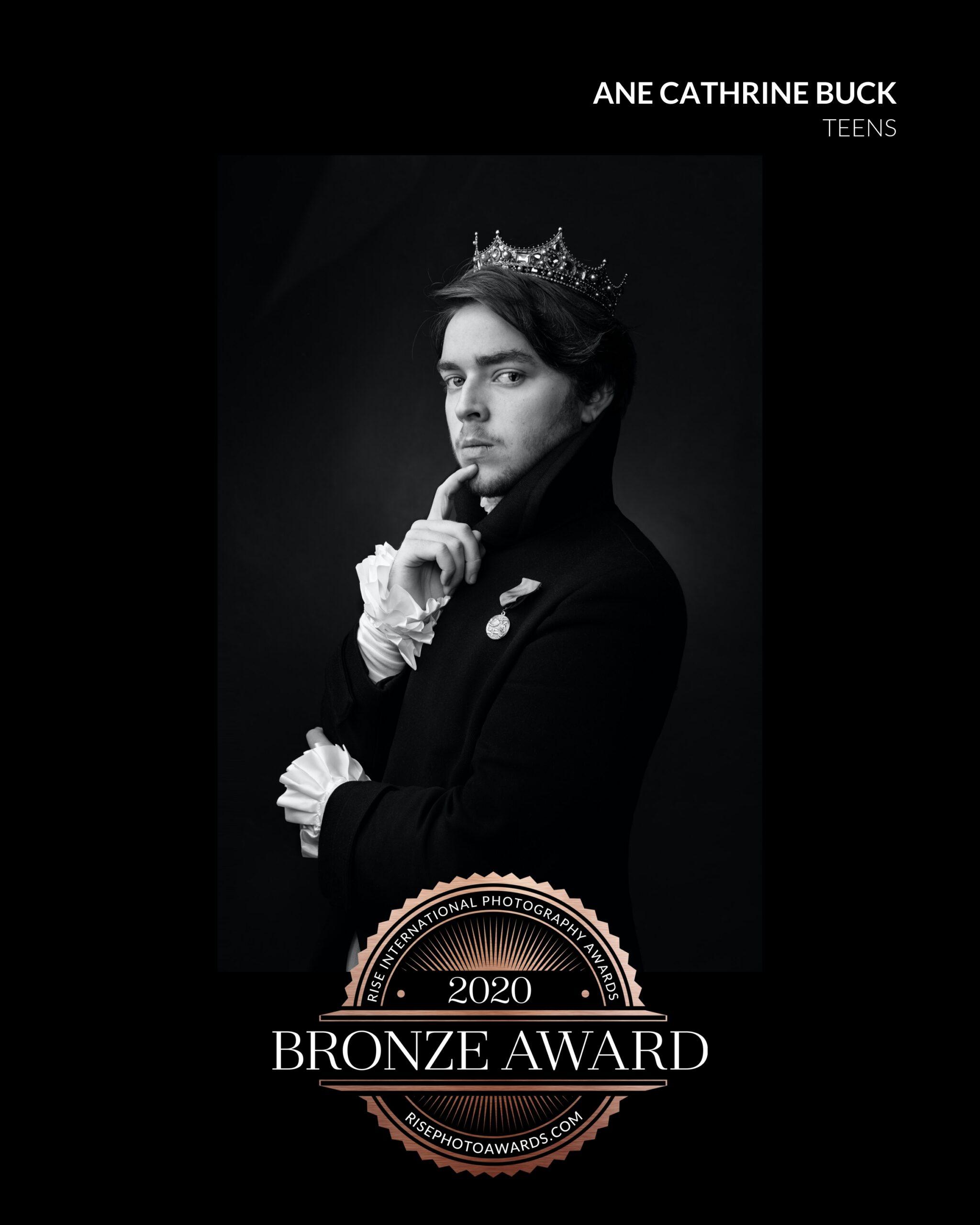 Prince bronsemedalje i international fotokonkurranse