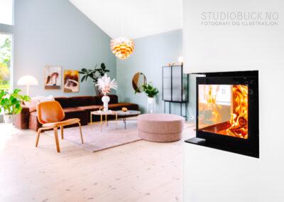 Norpeis arkitektur interiørfotograf